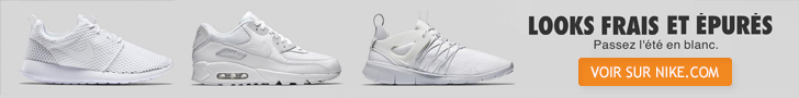 Nike collection All white