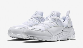 Air Huarache Light Blanche