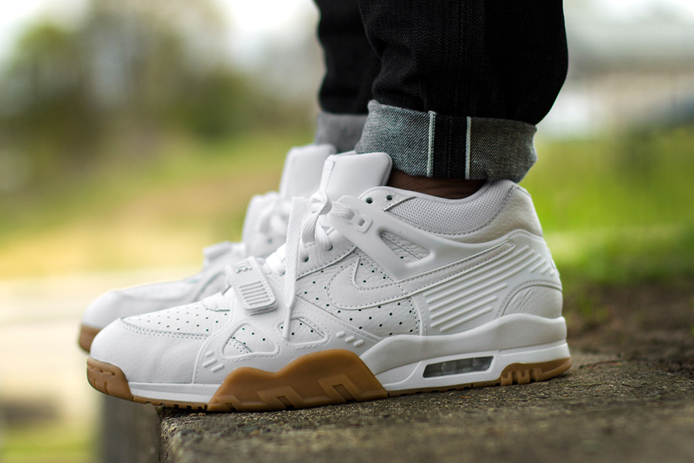 nike air trainer 3 blanche,Rouge Gris Blanc Nike Air Trainer