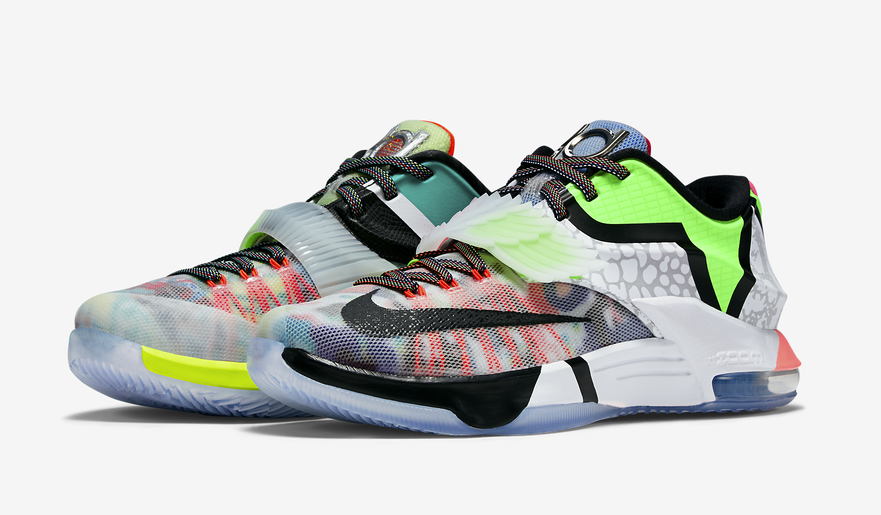 What the kd 7 release date in Sydney