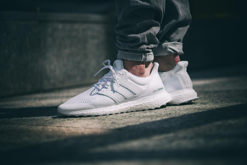 Adidas Ultra Boost Jd White
