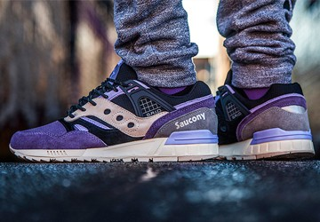Sneaker Freaker x Saucony Grid SD Kushwhacker