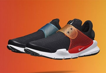 NikeLab Sock Dart Be True