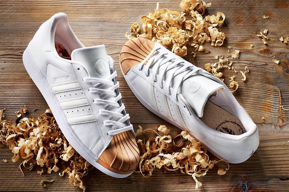 Superstar Adidas En Daim
