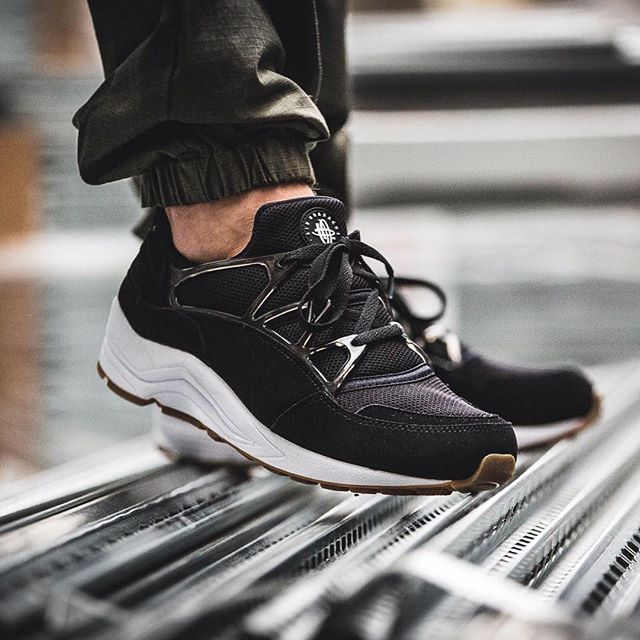 air huarache marron