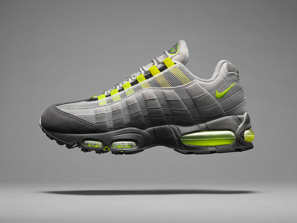 newest b76f5 96c6d ... nike air max 95 og neon