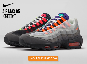 Nike Air Max 95 Greedy  sur Nike.com