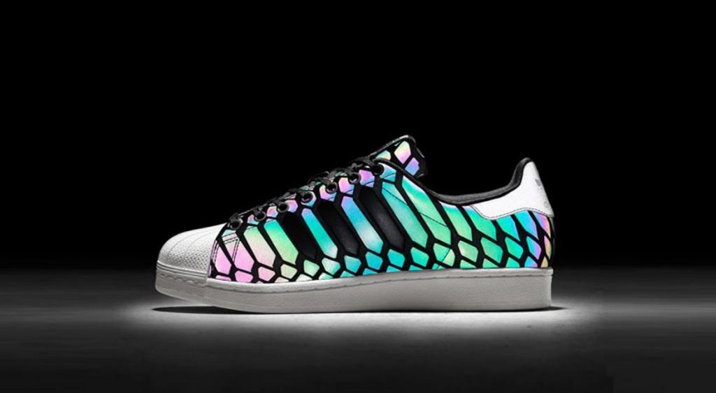 Adidas Superstar Brillante Femme