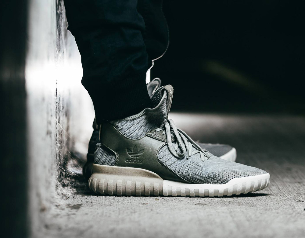 The adidas Tubular X Borrows Some Air Yeezy Inspiration