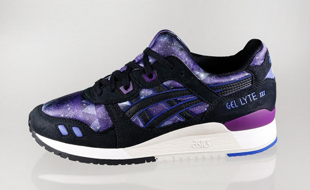 chaussures de séparation b20d9 850b8 france asics gel lyte iii noir violet orange 64b1d dba05