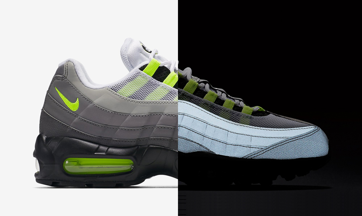 nike air max 95 og premium reflective date de sortie. Black Bedroom Furniture Sets. Home Design Ideas