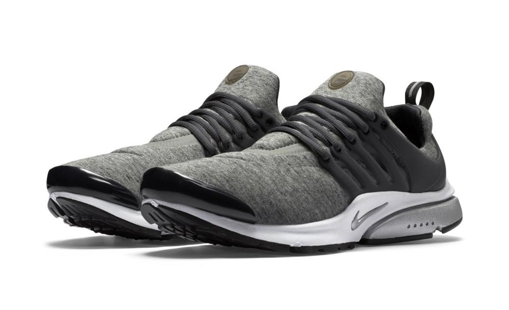Nike Air Presto Grise Et Noir