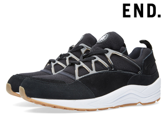 Nike AirHuarache Light Black White Gum