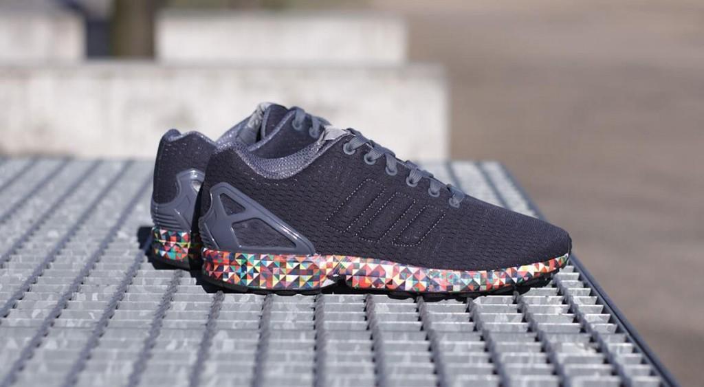 Mens Adidas Zx Flux Prism