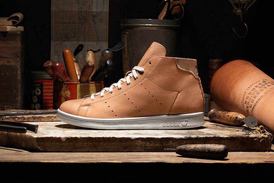 horween adidas stan smith mid