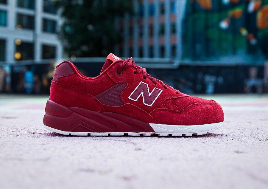 new balance 580 homme bordeaux