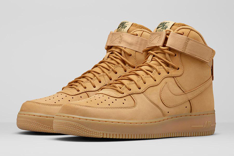 Nike Air Force 1 High Wheat