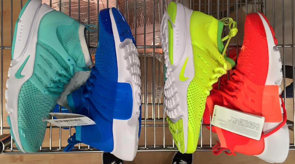Nike Presto 2016 Fluo