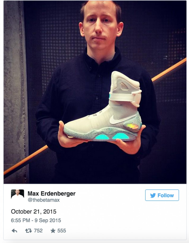 Nike Air Mag 2015 Release Date Jpg Pictures to pin on Pinterest