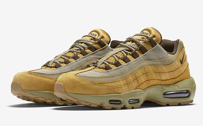 2015 air max 95 brown