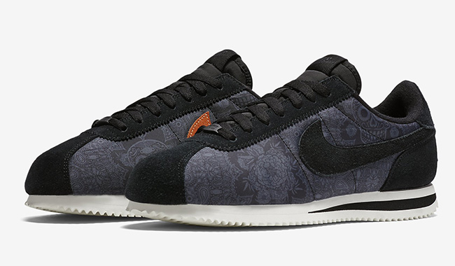nike cortez day of the dead 816562 001