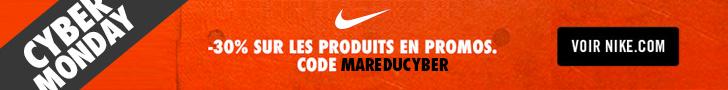 Nike Cyber Monday