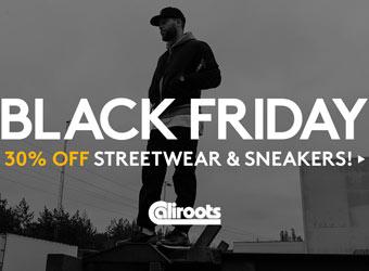 Caliroots Black Friday
