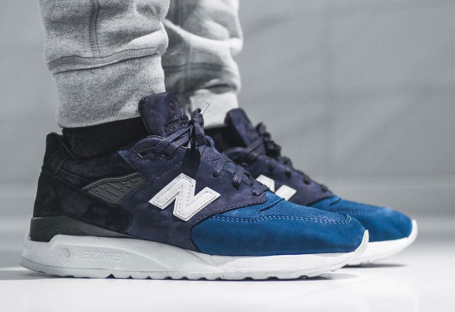 Ronnie Fieg x New Balance 998 City Never Sleeps