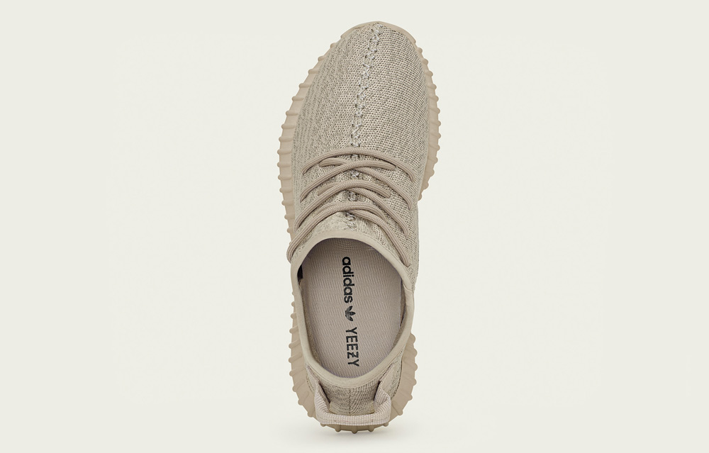 adidas yeezy femme beige