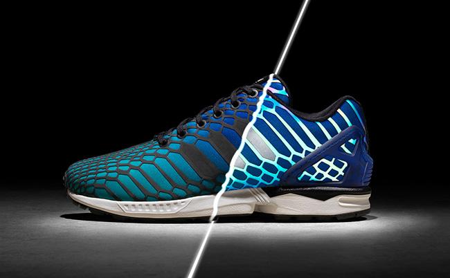 The Adidas Zx Flux Xeno