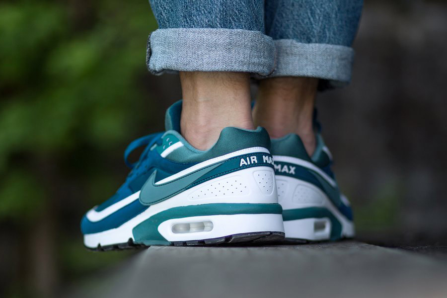 Nike Air Max BW Marina Blue Green Jade Retro | Nike air max