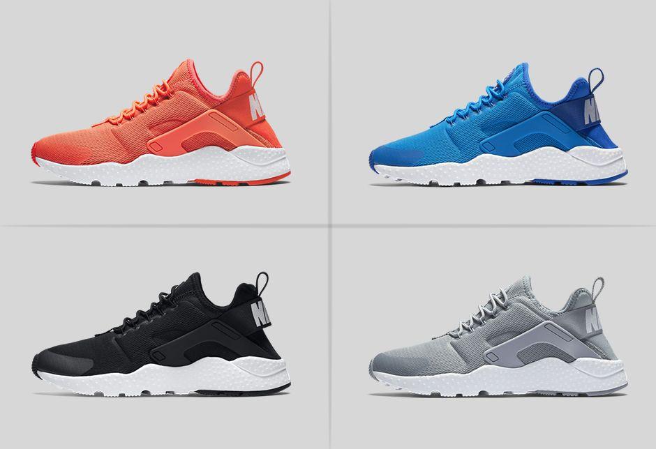 Nike Huarache Ultra Bleu