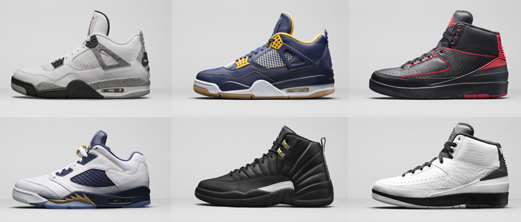 Air Jordan Printemps 2016