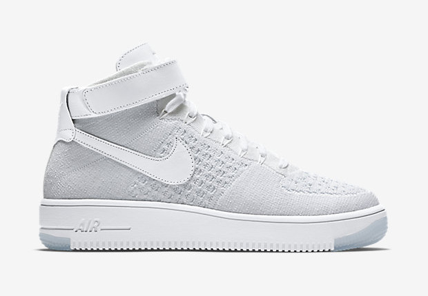 nike wmns air force 1 ultra flyknit white