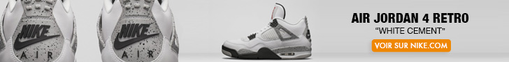 Air Jordan 4 White Cement