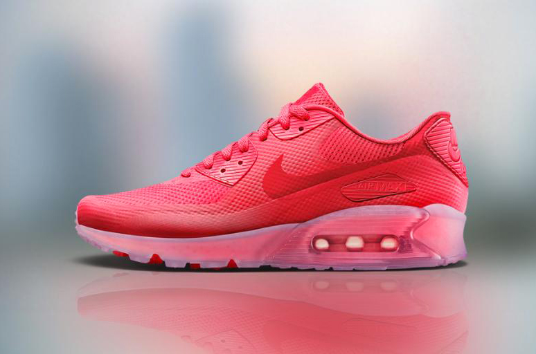 nike air max 90 id rouge