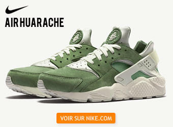 Nike Air Huarache Premium Green
