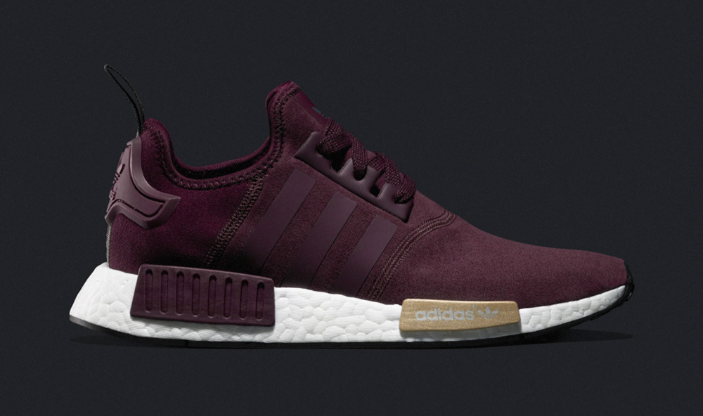 adidas nmd bordeaux