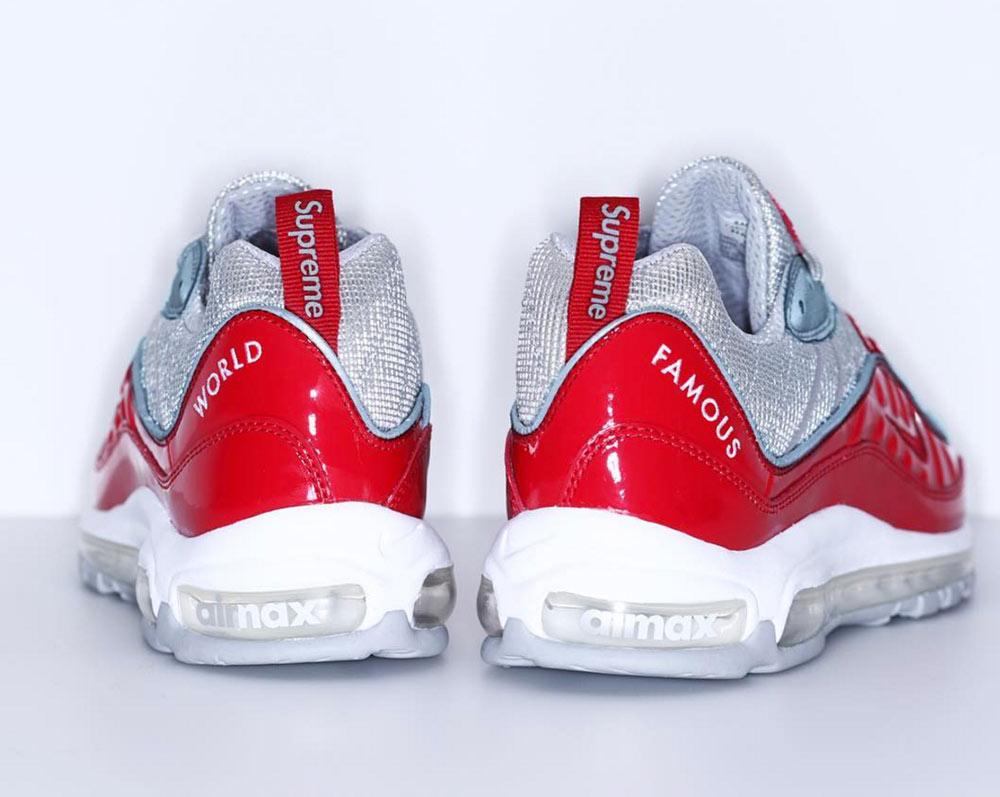Nike Air Max 98 gris