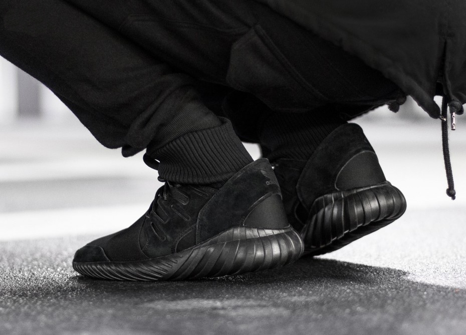 Adidas Tubular Triple Black