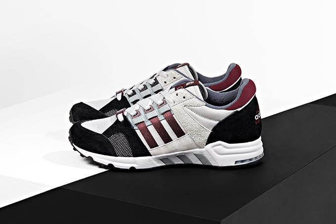 Adidas Eqt Cushion 93 Pk - Blanc