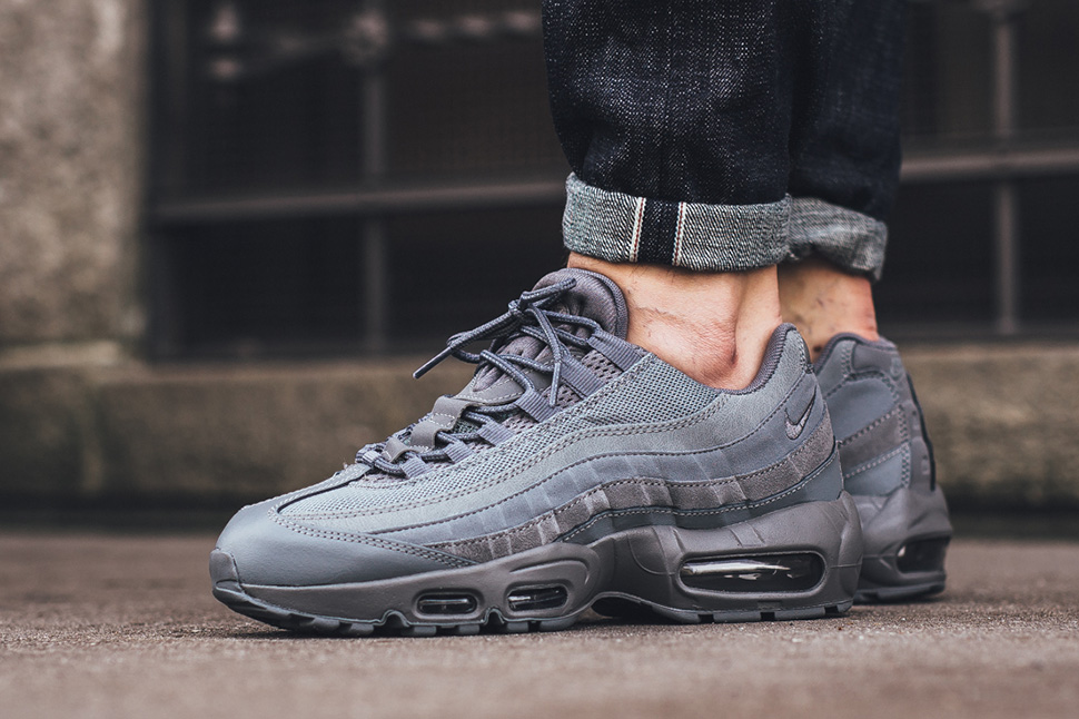 air max 95 grey
