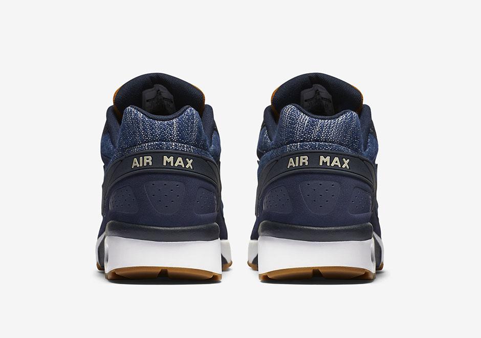 air max classic bw bleu