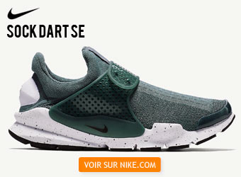 Nike Sock Dart SE Hasta White