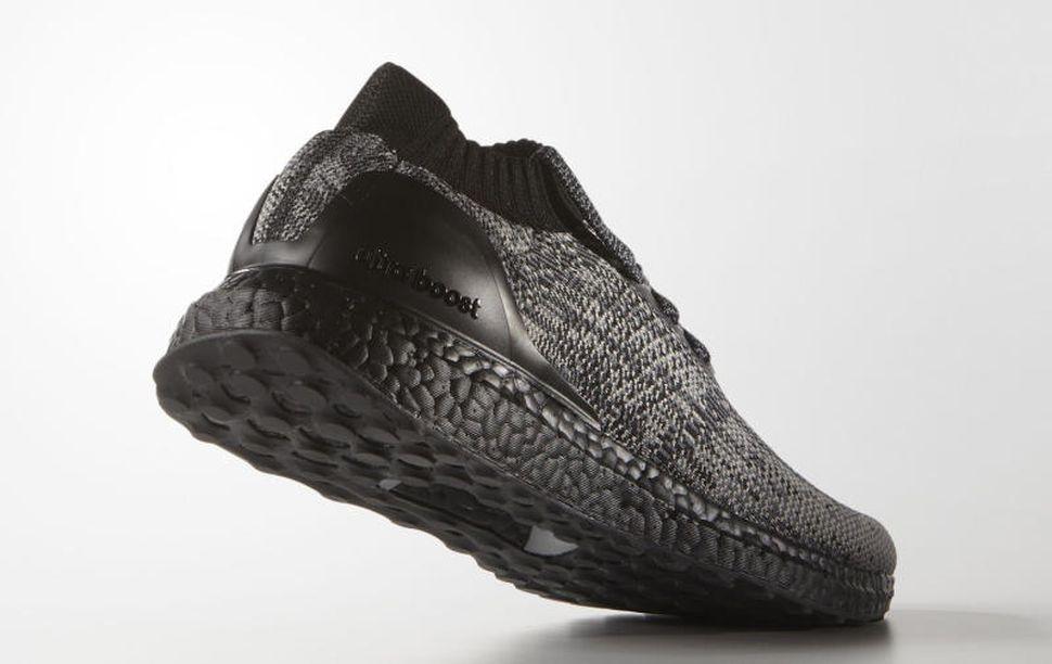 Adidas Ultra Boost Uncaged Black Grey