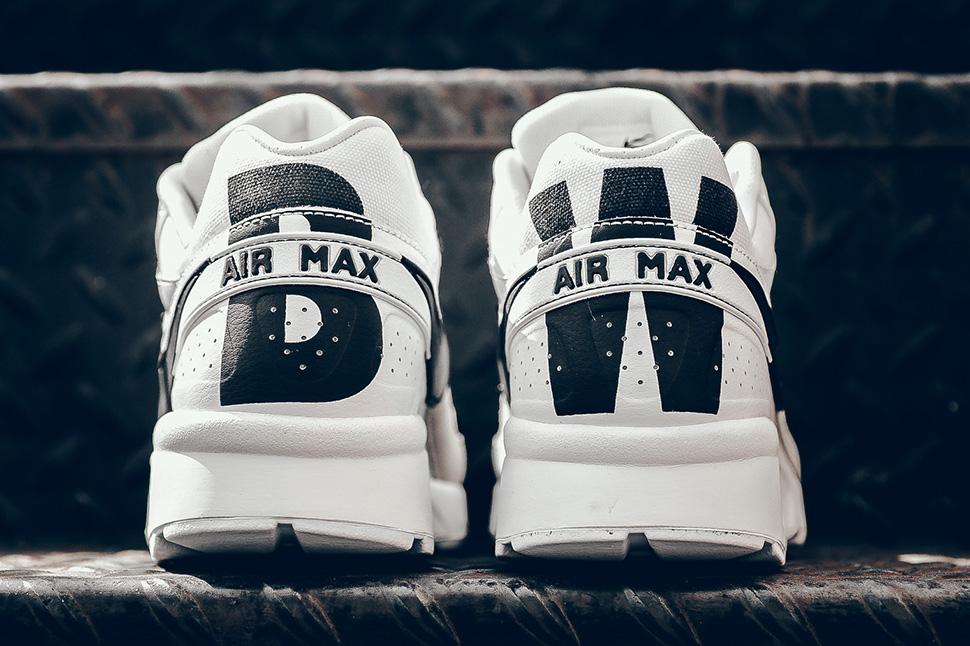 Nike Air Max BW Premium White/Black - Gov