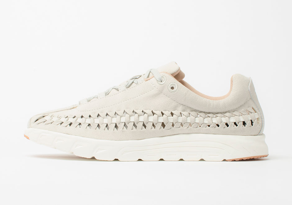 Nike WMNS Mayfly Woven Light BoneSail