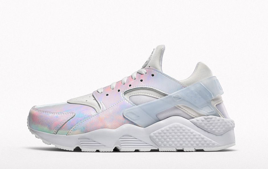 nikeid,air,huarache,iridescent,collection