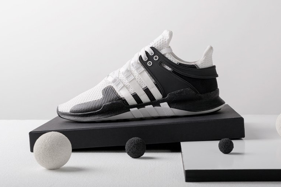 "Another Look At The adidas EQT Support '93 ""Classic Black"