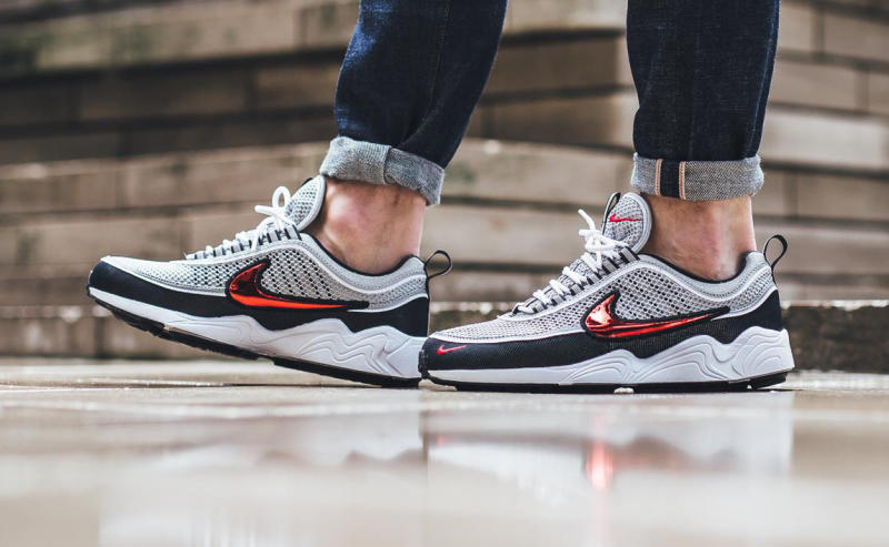 nike air zoom spiridon retro qs date de sortie release date. Black Bedroom Furniture Sets. Home Design Ideas